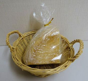 低たんぱくパンの栄養成分