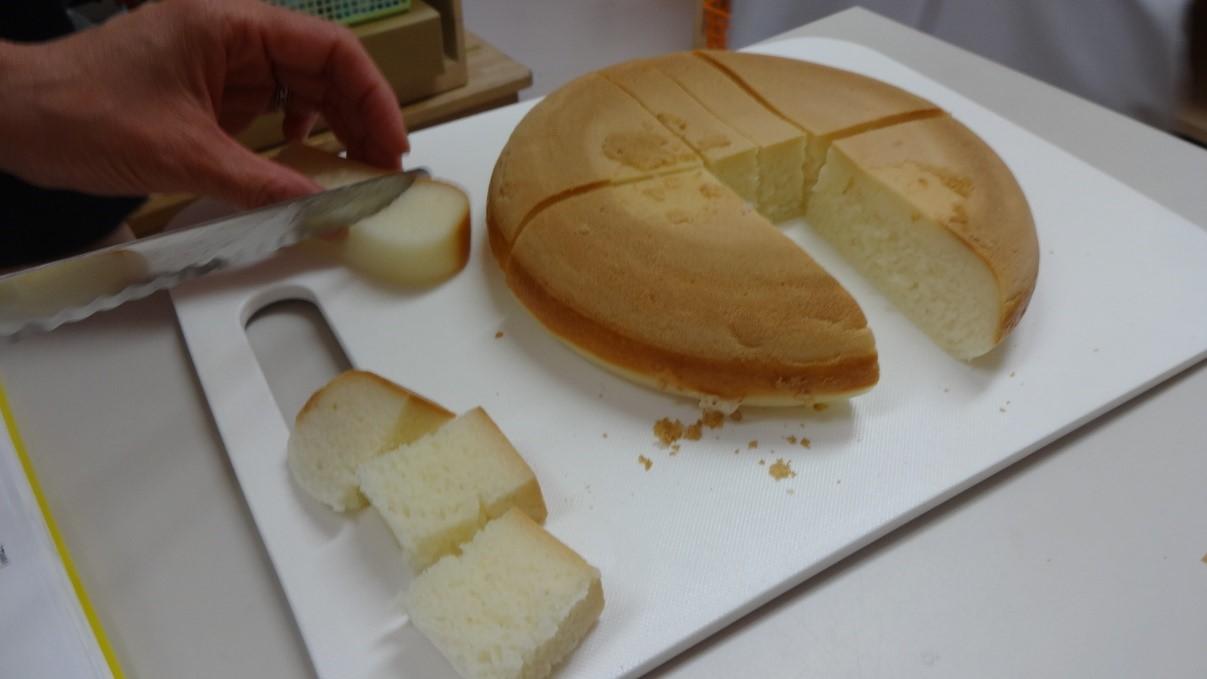 低たんぱくパン