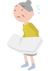 ロコモ診断やや重い家事が困難