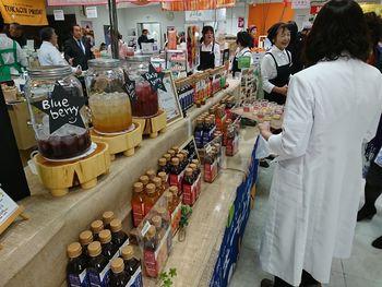 宮崎山形屋 北海道物産展 試飲販売が無事終了しました。