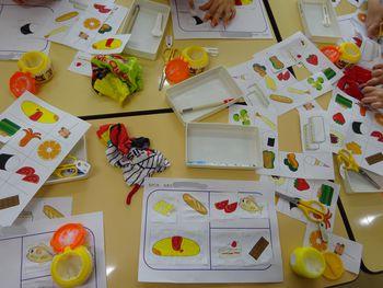 帯広の森幼稚園 食育活動