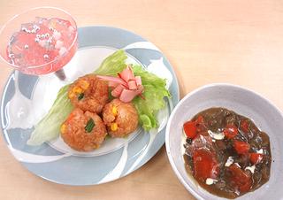 講習会料理